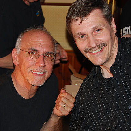 Larry Carlton and I